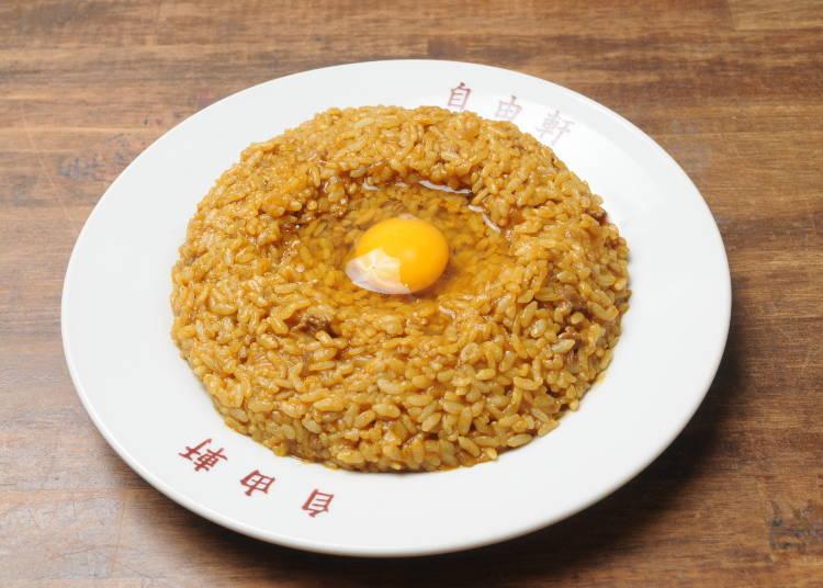 第四站:大阪難波的知名料理—咖哩飯