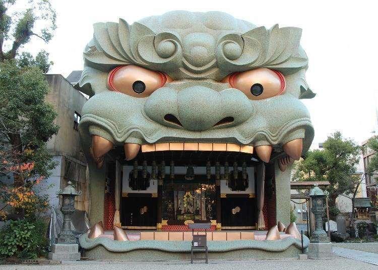 大阪・神戸】現地人推薦、絶対立ち寄るべき神社仏閣 - LIVE JAPAN ...