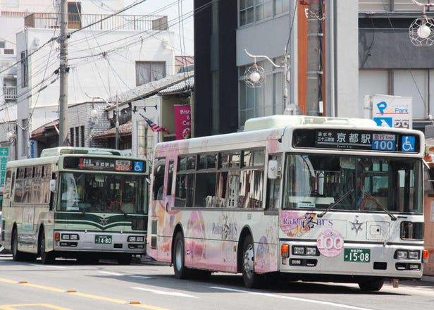 大阪关西旅行时一定要记住的重点以及规划行程的诀窍【电车&公车篇】