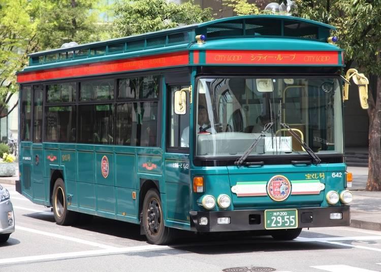 交通方面的重點:神戶篇
