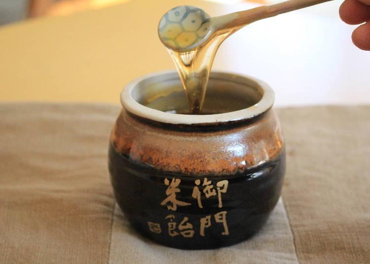 5. Satoden Masuo Shoten: Nab some Naramachi souvenirs at a historic sugar shop