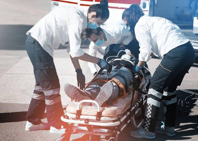 「急救医院」就诊的流程