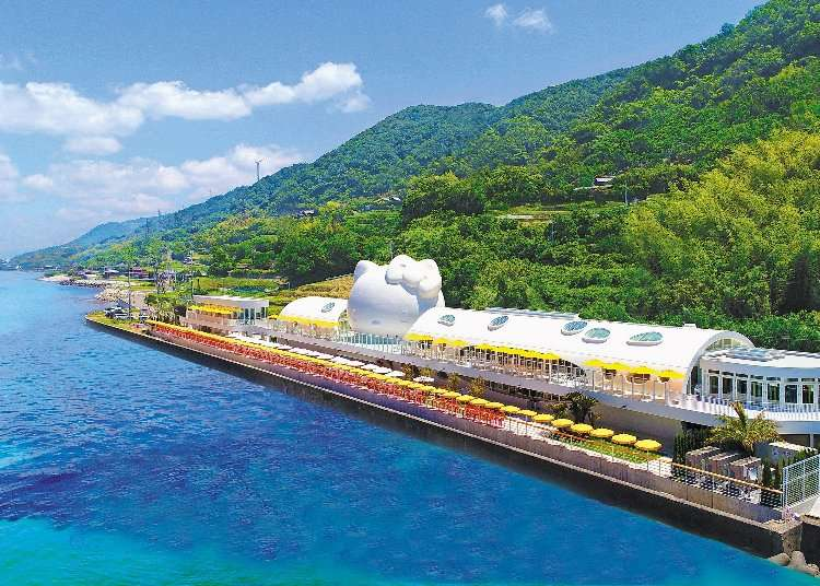 HELLO KITTY SMILE: New Hello Kitty Attraction that Grown-Up Fans will Enjoy!