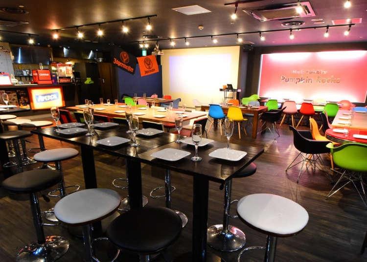 세계 스포츠 대회 관전에도 이용 가능한 오사카 우메다에 있는 스포츠바 5선