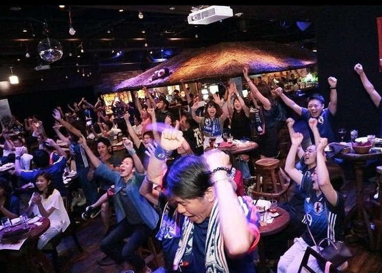 Perfect for the World Rugby Tournament! 5 Sports Bars in Dotonbori, Osaka - LIVE JAPAN