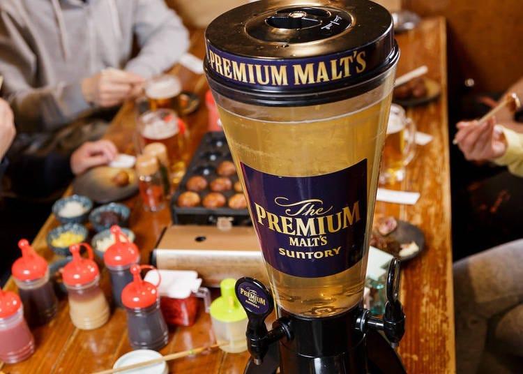 居酒屋でスポーツ観戦なら「リッチマン 片町店」