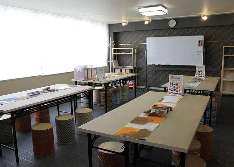 KAMITOWA Higashi Osaka: Experience traditional washi paper making