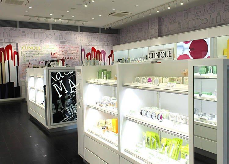挖寶最愛「The Cosmetics Company Store」