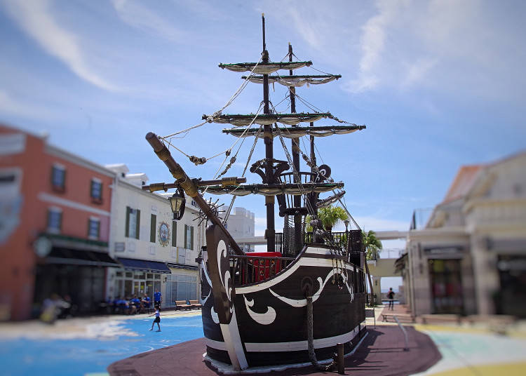 Outlet Park Marine PIA Kobe: Discount Shopping at an Open Bayside Area