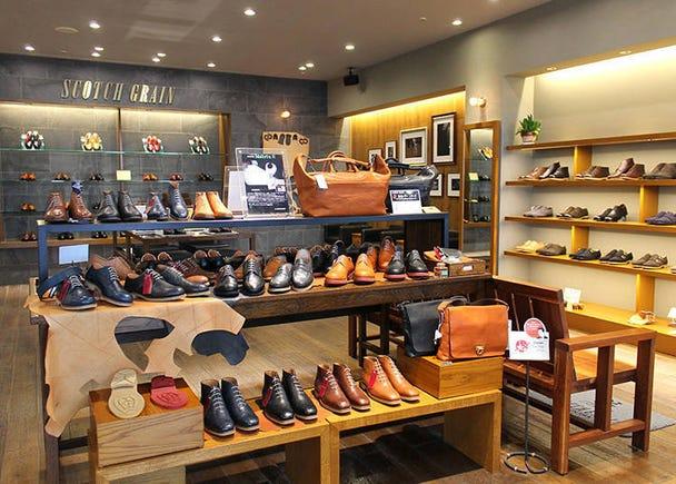 Popular Made-in-Japan Shops