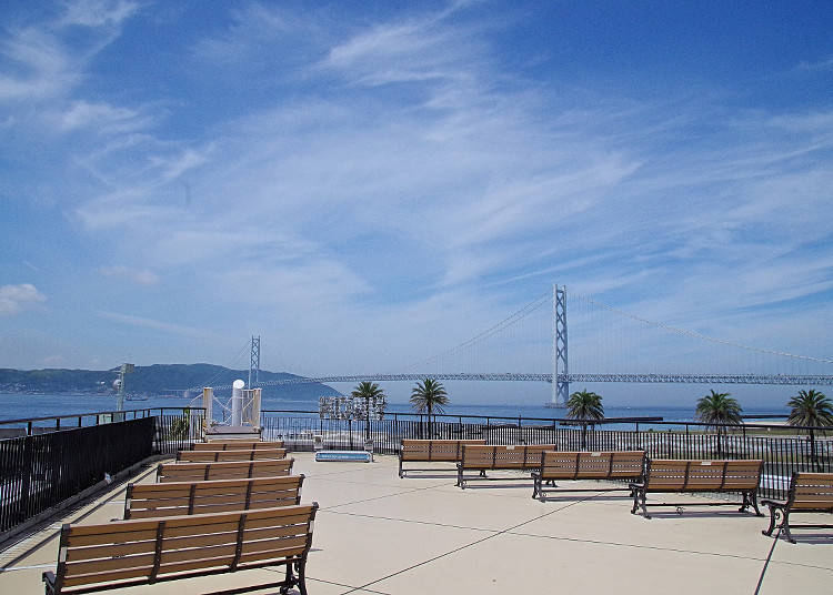 Enjoy Great Food with a Great View at Mitsui Outlet Park Marine PIA Kobe!