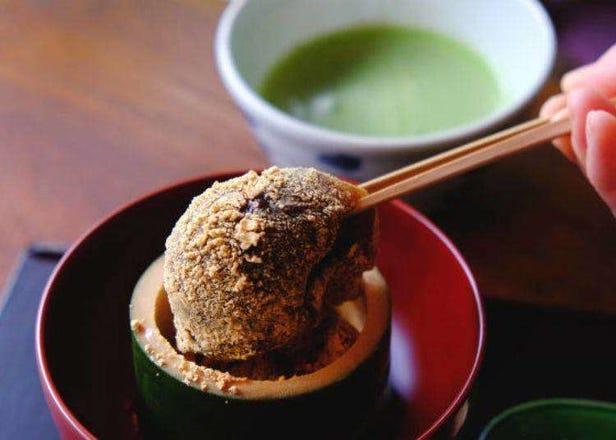 3 Best Warabi Mochi Shops in Kyoto! Trying Out Japan's Kooky Dessert