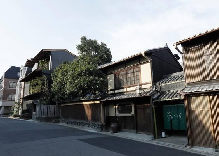 京都旅行の拠点にも便利な東山エリア