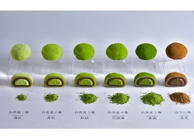 【もはや、芸術。】見ても食べても感動!食べたら絶対人に薦めたくなる「和スイーツ店」3選|奈良