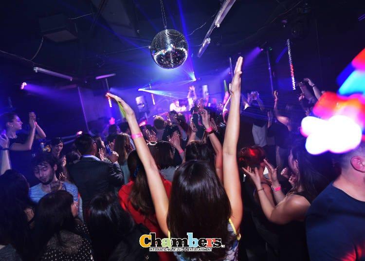 「Chambers」廣受外國遊客喜愛的人氣夜店!