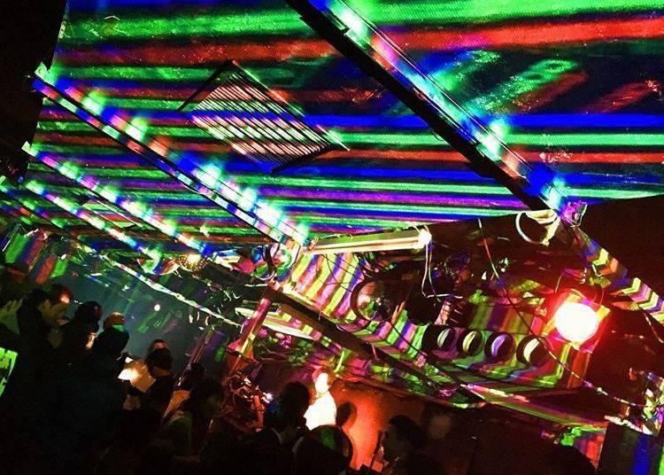 「CLUB METRO」音樂愛好者也滿意的夜店