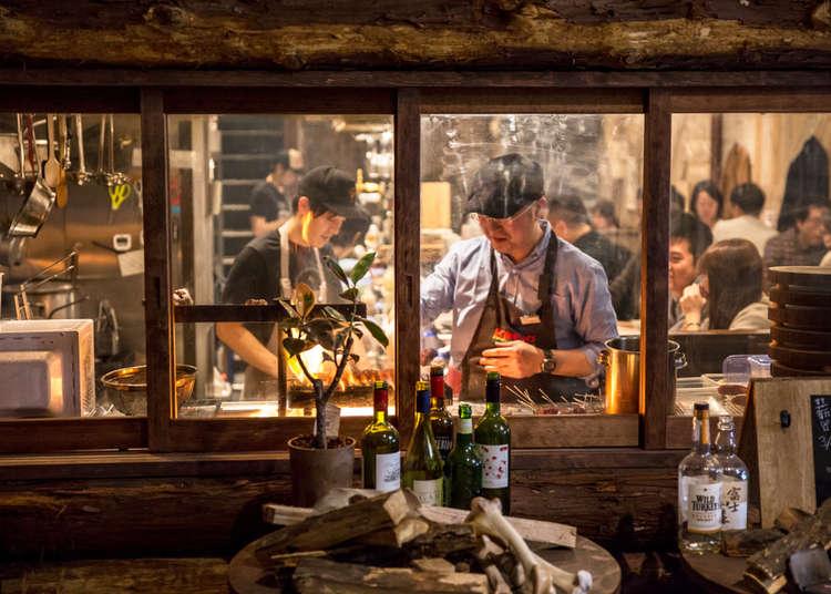 Top 3 Delicious 24-hour Izakaya in Osaka and Umeda!