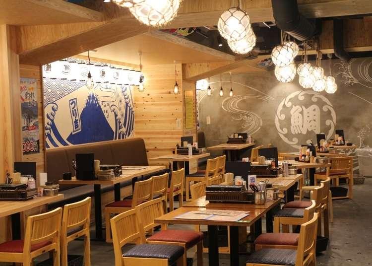 難波&道頓堀で食べて飲める24時間営業の飲食店3選