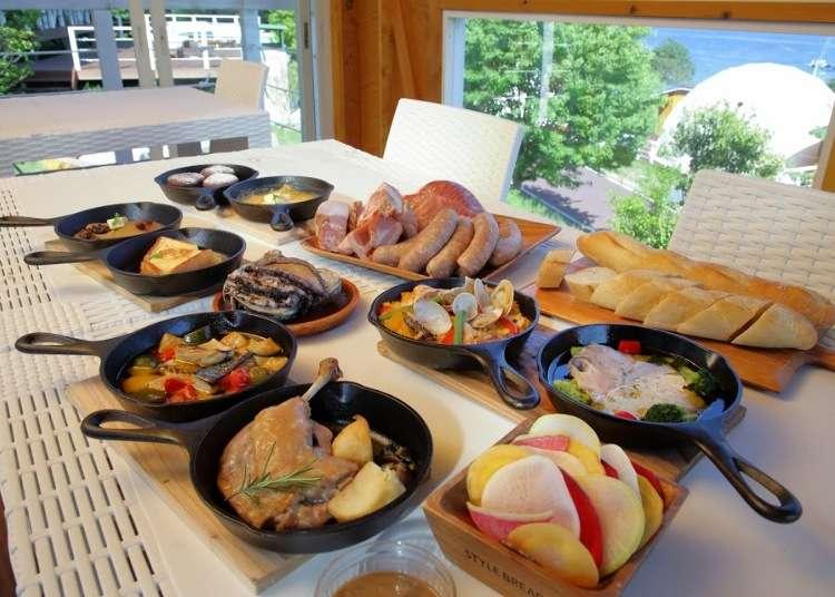 Glamp It Up Gorgeous: We Visit 'Farm Glamping Kyoto Amanohashidate' - Japan's Amazing Foodie Experience