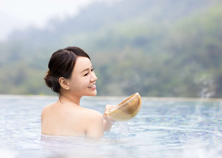 Kyoto Hot Spring Day Trip! Relaxation Perfection at Ohara Sansou - LIVE JAPAN