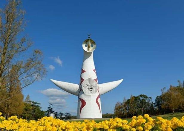 簡直就像是另外一個世界!萬博紀念公園「太陽之塔」的內部是岡本太郎藝術家創作力爆發的藝術寶庫!