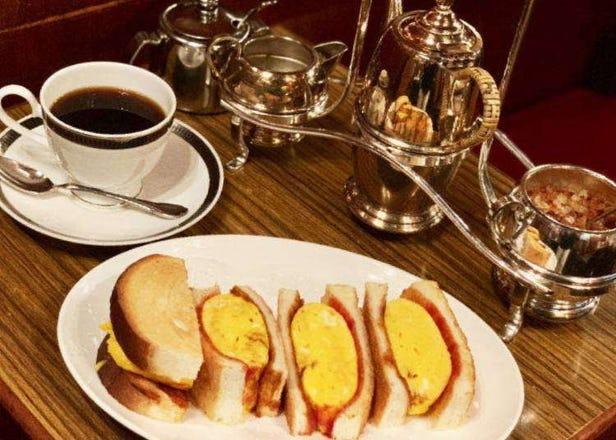 【大阪美食】能在大阪梅田地區享用到美味早餐的店家3選