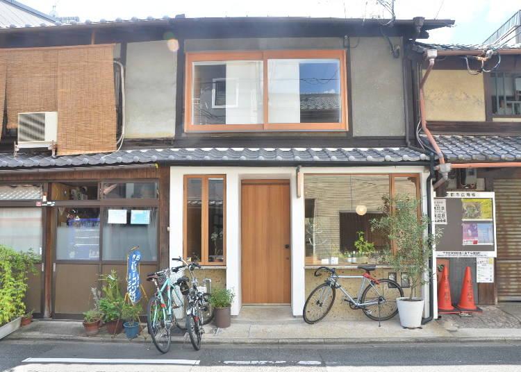 「ロリマー京都」で魚メインの朝定食