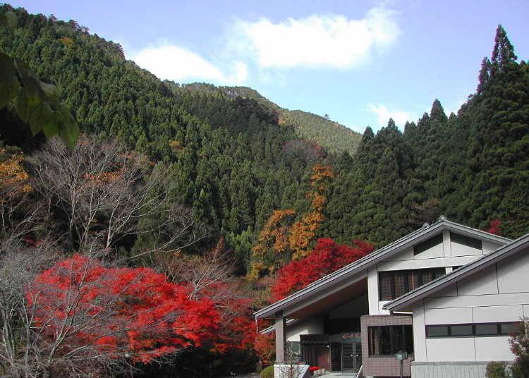 3. Kurama Onsen: Kyoto onsen ryokan inn rich in poetry
