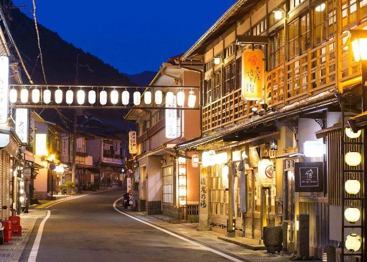 4. Hanaya Tokubei: Dogawa Onsen's long-established ryokan inn
