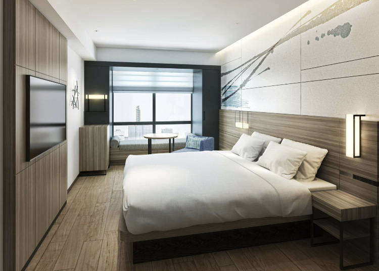 5 Hotels in Osaka: Best Places to Stay Near Sightseeing Areas | LIVE JAPAN travel guide