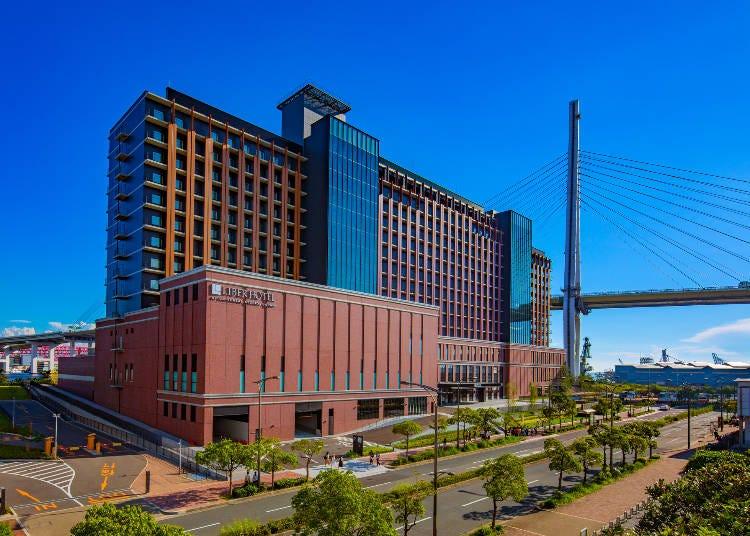 4.ユニバーサル・スタジオ・ジャパンの最新オフィシャルホテル