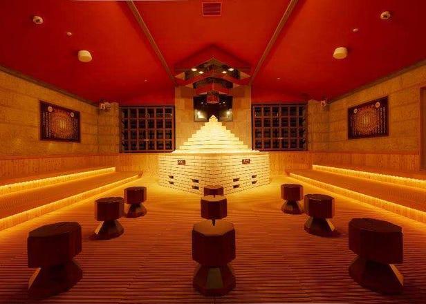 Osaka Spa World: Inside The Insane Onsen Complex!