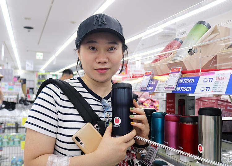【大阪購物去】BicCamera難波店有什麼必買的?觀光客購物清單有這些!