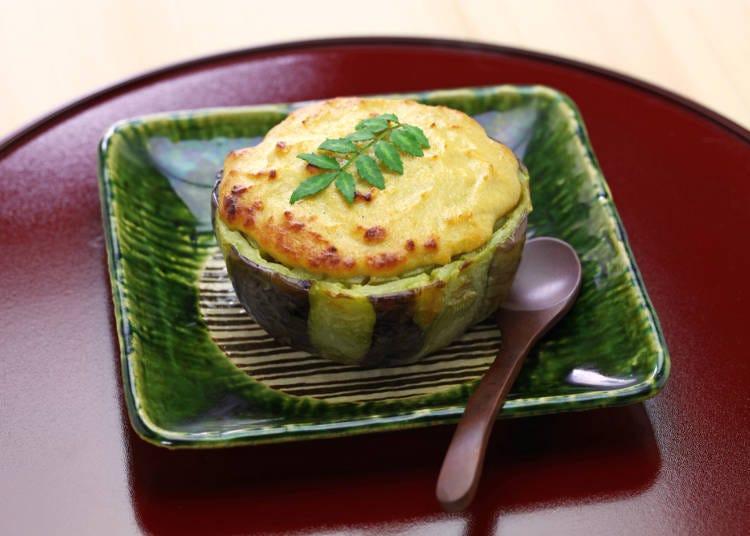 Kamo nasu: Is it eggplant?