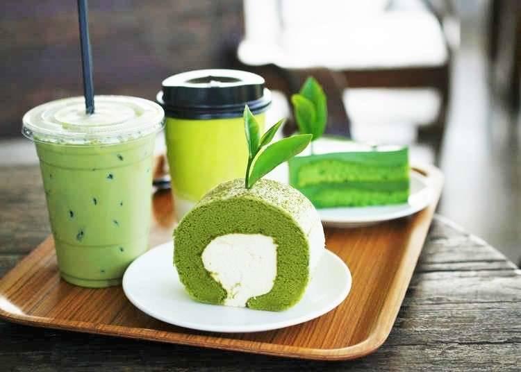 「抹茶甜點」在發源地的京都就是濃郁!