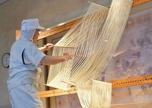 日本三大素麵「揖保乃糸」產地,親自感受素麵的迷人魅力