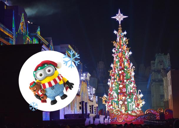 【2019】ミニオンがいっぱい♡ユニバーサル・スタジオ・ジャパンのクリスマスグッズ&フードまとめ