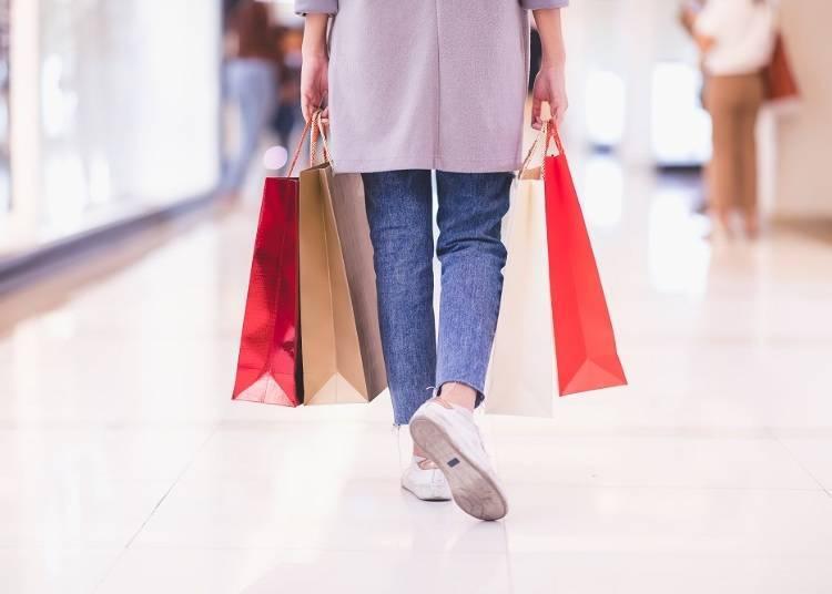Not just fukubukuro lucky bags - The 'Hatsu Uri' first sale is profitable!