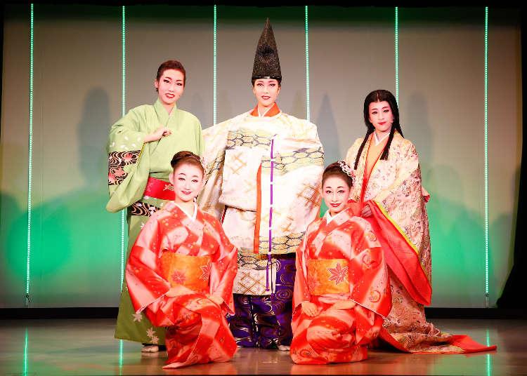 日本の美を間近で堪能!「REVUE JAPAN」が今アツい