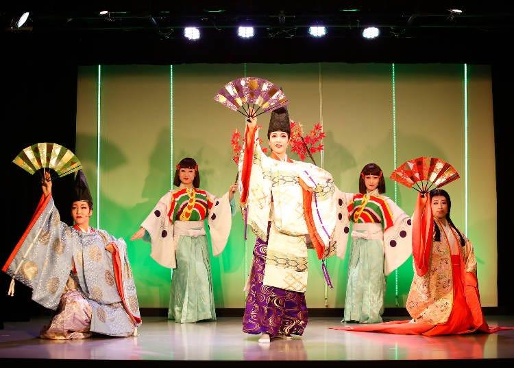 「REVUE JAPAN」ってどんなショー?