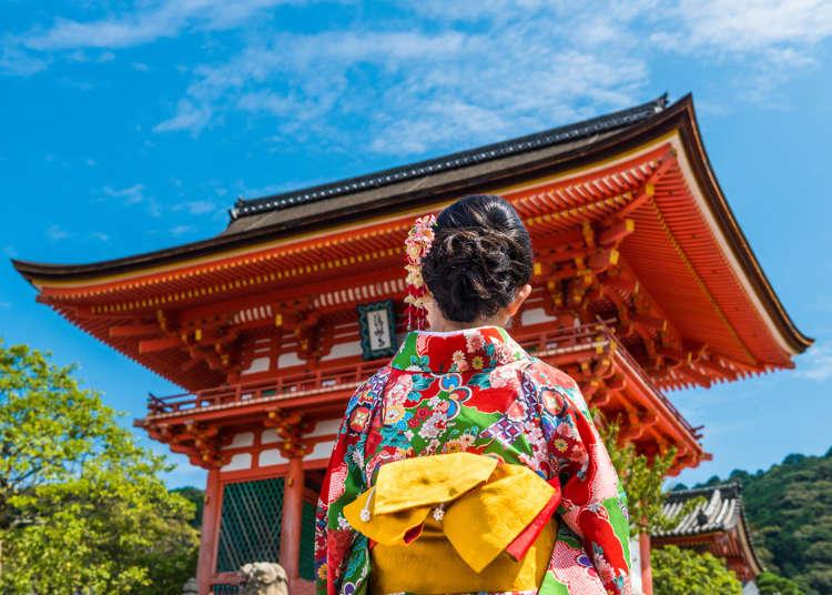 [교토, 오사카 1박 2일 여행] 혼자 훌쩍 돌아볼 수 있는 맞춤 코스
