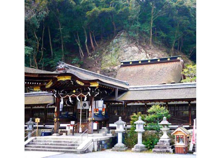 9. Matsunoo Taisha Shrine