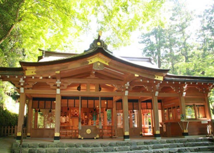 6. Kifune Shrine