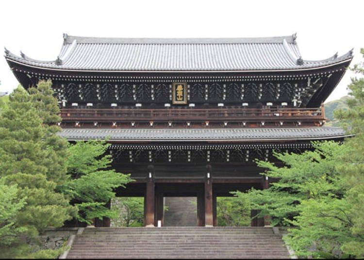 8. 知恩院(京都市东山区)