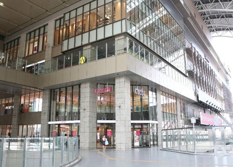 大阪梅田车站购物④最先端流行时尚精品的话就是这里! 「LUCUA、LUCUA 1100」