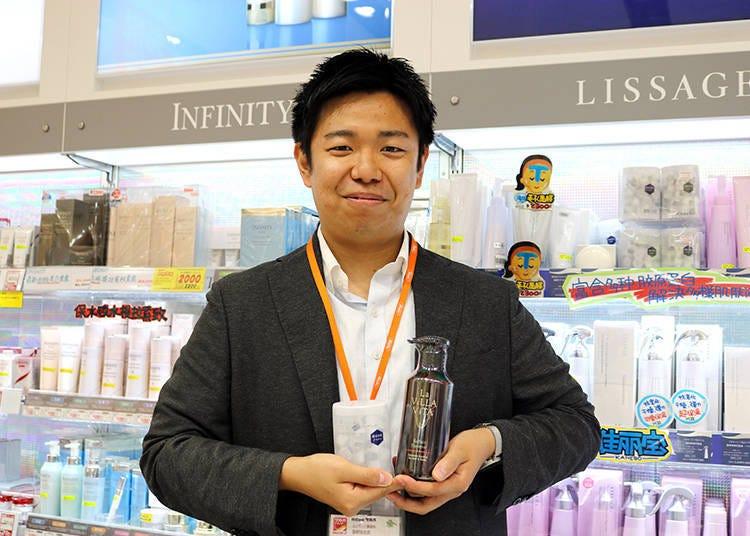 「TSURUHA鶴羽藥妝店」的自有品牌