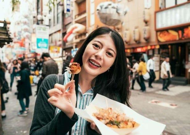 【大阪旅游交通】聪明使用大阪周游卡,40个免费观光景点、电车随你坐!
