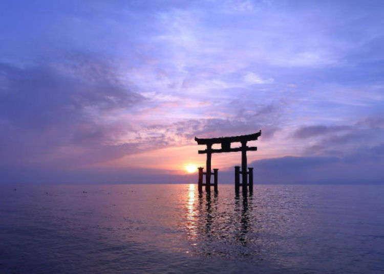 Takashima 1-Day Itinerary: Historical Shrines and Nature Walks Around Shiga's Breathtaking Land of Ancient Poets