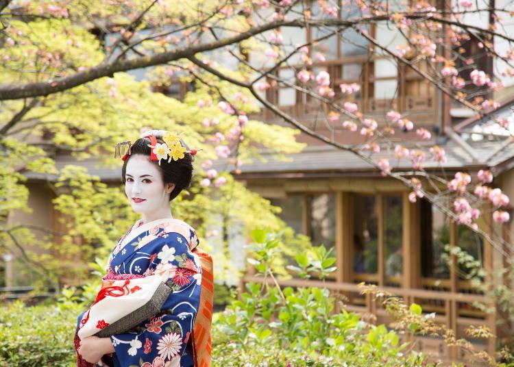 Maiko Henshin Studio Shiki: Offering the Kyoto maiko experience!