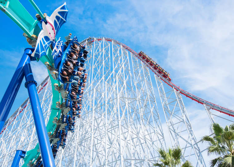 Nagashima Spa Land Japan: Scream at the Top of Your Lungs with These 6 Terrifying Attractions!